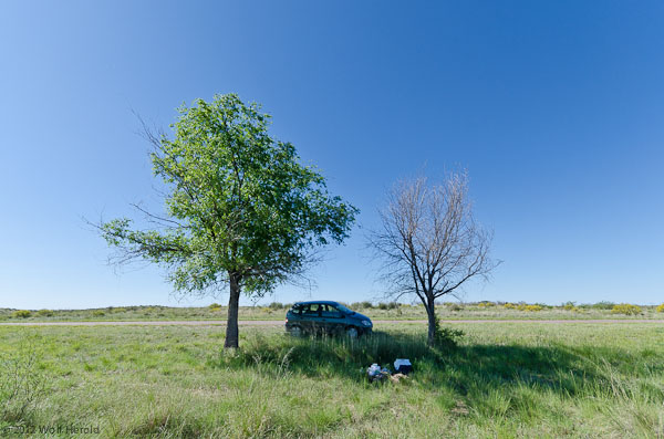 picnic in the great void