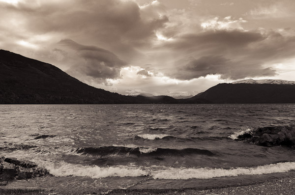 turbulence in water and air